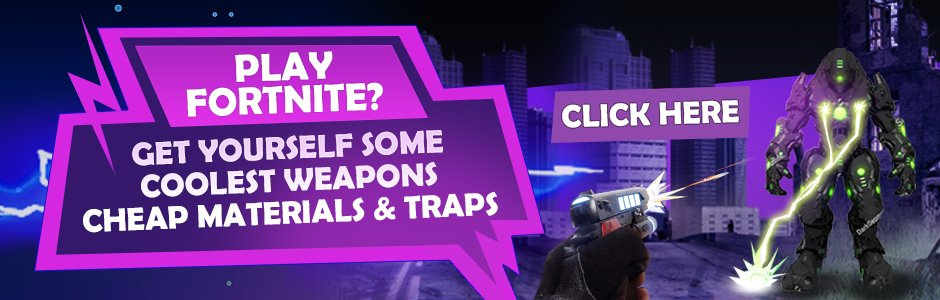 fortnite weapons and guns