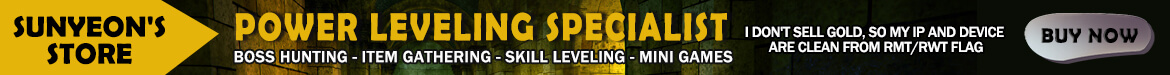 Special OSRS powerleveling offer from sunyeon