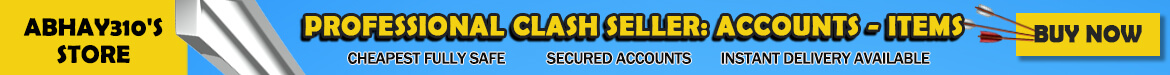 Special Clash of Clans Account offer from Abhay310