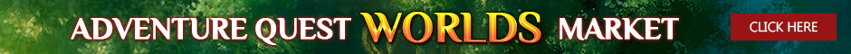 Adventure Quest Worlds Account for Sale