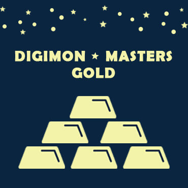 Digimon Masters Gold