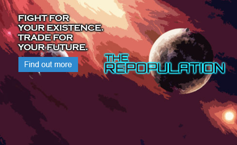 The Repopulation. Now trading on PlayerAuctions!