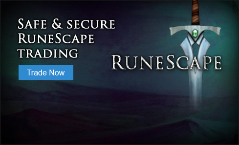 Runescape gold: 100% safe trade of rs gold online