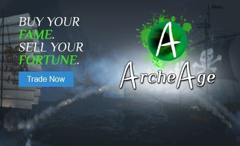 Introducing Archeage to our marketplace.