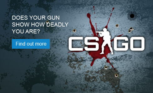 Counter Strike. Now trading on PlayerAuctions!