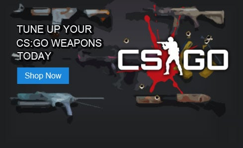 Buy CSGO Skins, Guns & Knives now