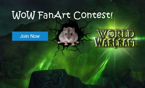 WoW Fan Art Contest