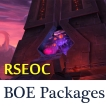 8.3 Visions of N'Zoth  403 lvl Arms Warrior BOE Package, All server delivery!