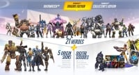 1 NA CD Key for Overwatch The Game of The Year Edition PC/MAC