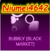 [PS4] Bubbly  - Black Market Decal - Instant delivery!