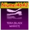 (PC) Black Market Decal  Tora -Instant Delivery