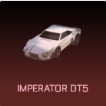 [PS4 ] Burnt Sienna IMPERATOR DT5 - Import Car - Instant Delivery!