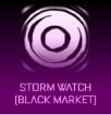 PC Black Market Decal Storm Watch -- Instant Delivery!