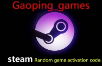 Random Steam Game Activation Code - 10 codes