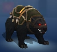 [Battlerite & Battlerite Royale] Armored Black Bear [Limited-Time]