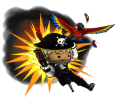PC Pirate Captain Mega Pack - Fast & Easy Delivery