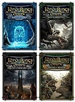 Expansions: Rohan, Isengard, Moria, Mirkwood (QUAD PACK). 50% OFF!