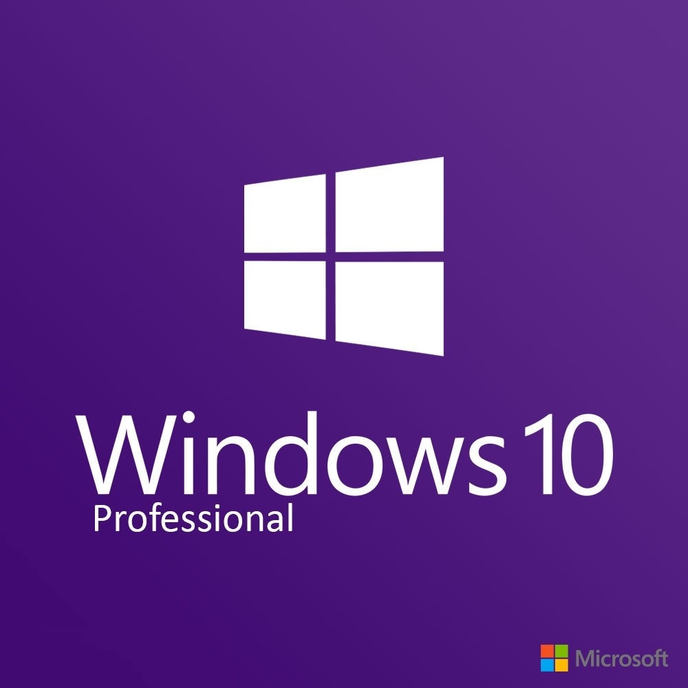 Windows 10 Professional 64/32 Bits CD KEY GLOBAL