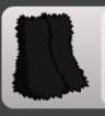 ( F ) Monster Fur Boots (Shadow Variant) ~ FAST , SAFE & TRUSTWORTHY