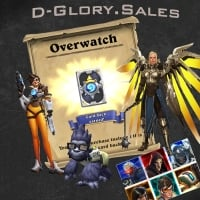 Overwatch Origins: Digital Goodies (Tracer Hero, Diablo 3 Wings, Hearthstone Card Back & Other)