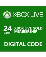 Xbox Live Gold 24 Months (2 Years!)