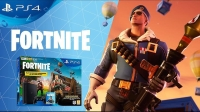 Fortnite Royale Bomber Skin + 500 vBucks (EU) - (READ DESCRIPTION)