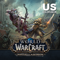 World of Warcraft: Battle for Azeroth (US) + Boost 110