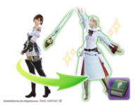 Tales of Adventure: One White Mage's Journey I