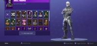 20$ stacked fortnite account