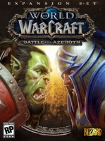 World of Warcraft: Battle for Azeroth (US)+Boost  lvl 110
