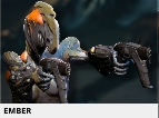 (PC) Ember warframe + slot + orokin reactor // Fast delivery!