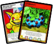 Pack MSPP (TCG) and Chokato (TCG) 2 Avatars