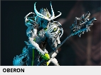 (PC) oberon warframe + slot + reactor // Fast delivery!