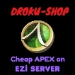 [EZI] Cheap BULK  APEX on EU-EZI Fresh Server F2F East or West 100% Handmade, Safe and Instant Delivery
