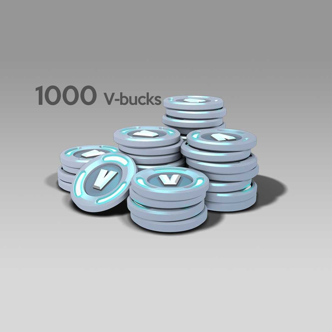Fortnite 1000 V-Bucks For Pc Code Turkey