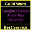 Paragon Obsidian Armor Raw Materials