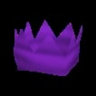 Selling Purple Partyhat (Stake Transfer Available Upon Request)