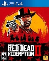 Red Dead Redemption 2 Standard Edition PS4 PSN
