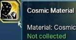 Cosmic Material - US server only
