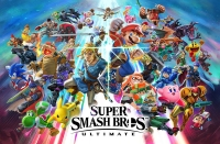 Super Smash Bros. Ultimate + Fighters Pass on Nintendo Switch Japan