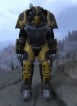 X-01 Ultracite Excavation T45 T51b T60 Armor Set with MOST Wanted Mods, more info inside - Delivery 3-5 min
