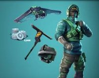 Fortnite Counterattack Bundle (2000 V-Bucks & Exclusive Skins)