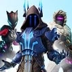 Fortnite Account / Skins 7 / Best Skins / Tier 1 / Season Level 1 / Account Level 124 / ScreenShot