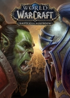 World Of Warcraft Wow Battle For Azeroth, standard edition