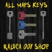All ingame keys + keycards  - Total 100 Keys / 6 Keycards + 7 Keytools to stash them - Instant Delivery - Raluca001`s Shop!