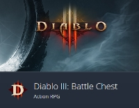 Diablo III Battle Chest redeem code cheap and safe