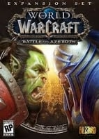 World of Warcraft: Battle For Azeroth Us (redeem code) + Boost Lv110