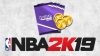Twitch Prime. NBA 2K19 - MyTEAM Packs & Virtual Currency