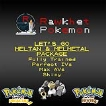 Meltan & Melmetal Package (2x, 6IV, Shiny, Battle Ready) - Pokemon Let's Go