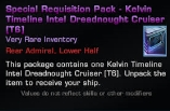 Kelvin Timeline Intel Dreadnought Cruiser (T6) Sleep Time 23:00 - 08:00 Rome Italy Time